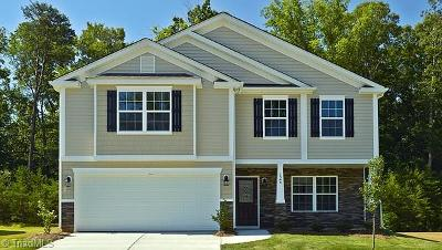 Alamance County Single Family Home For Sale: 236 Solstice Drive