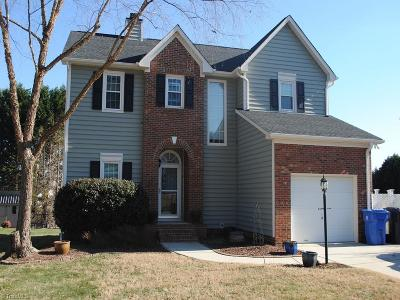 Kernersville Single Family Home For Sale: 1517 Squires Lane