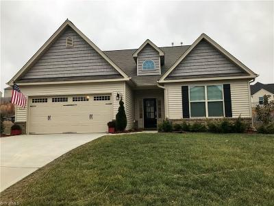 Alamance County Single Family Home For Sale: 2210 Longshadow Drive