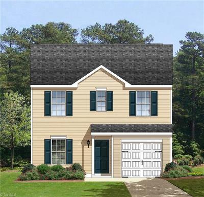 Alamance County Single Family Home For Sale: 101 Merlin Drive