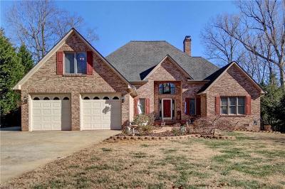 Lexington, Salisbury, Denton, Richfield Single Family Home For Sale: 1135 Pebble Point