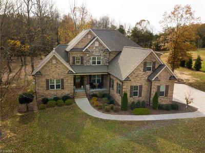 Guilford County Single Family Home For Sale: 7505 Hearthridge Court
