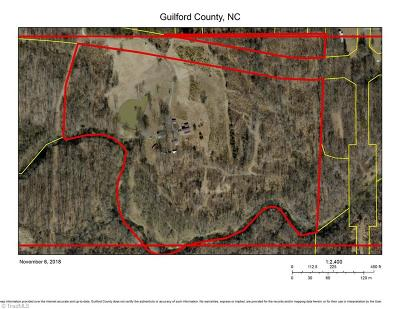 Guilford County Residential Lots & Land For Sale: 2240 E Cone Boulevard