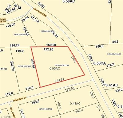 Lewisville Residential Lots & Land For Sale: 00 Deverow Court