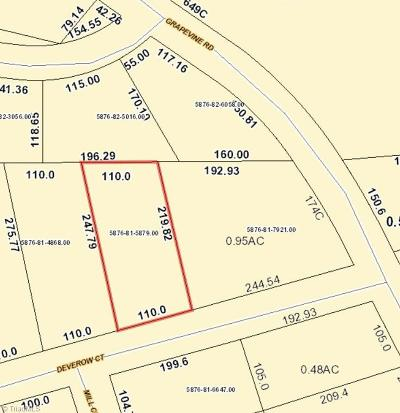 Lewisville Residential Lots & Land For Sale: 8124 Deverow Court