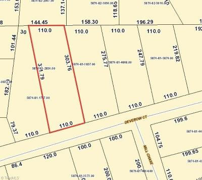 Lewisville Residential Lots & Land For Sale: 8106 Deverow Court