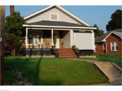 Alamance County Single Family Home For Sale: 405 Hillcrest Avenue