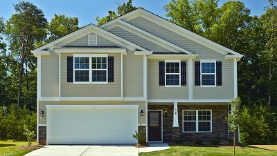 Guilford County Single Family Home For Sale: 1282 Kerr Street