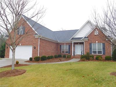 Guilford County Single Family Home For Sale: 27 Bluff Ridge Court