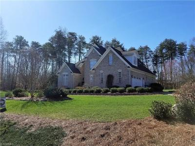 Guilford County Single Family Home For Sale: 6803 Buckley Drive
