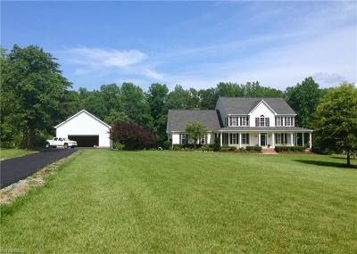 Alamance County Single Family Home For Sale: 3437 N Nc Highway 62