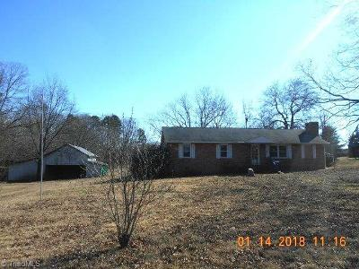 Guilford County Single Family Home For Sale: 5302 Hicone Road