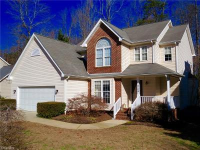 Reidsville NC Single Family Home For Sale: $184,900