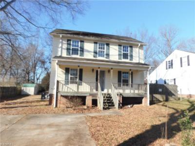 Greensboro NC Single Family Home For Sale: $87,900