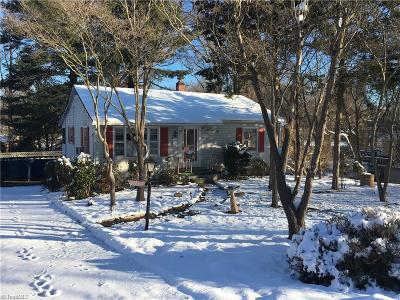 Winston Salem Single Family Home For Sale: 3325 Pollard Drive