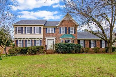 Guilford County Single Family Home For Sale: 2029 La Dora Drive