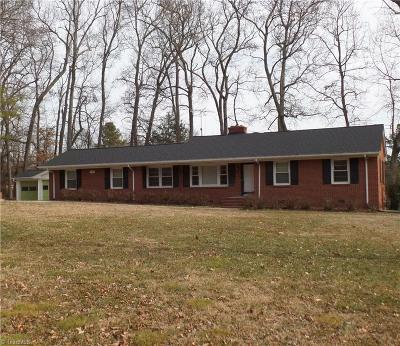 Greensboro Single Family Home For Sale: 1428 Wiley Lewis Road
