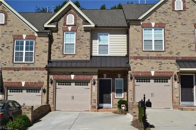 Winston Salem Condo/Townhouse For Sale: 1119 Augustine Heights Drive #Lot 550