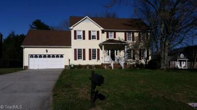 Alamance County Single Family Home For Sale: 80 Kingston Court