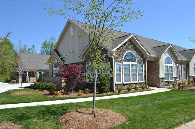 Guilford County Condo/Townhouse For Sale: 5218 Roost Ridge Court #Lot 10