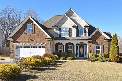 Winston Salem Single Family Home For Sale: 471 Quick Silver Drive