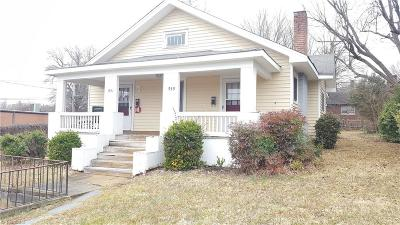 Alamance County Multi Family Home For Sale: 939 Church Street