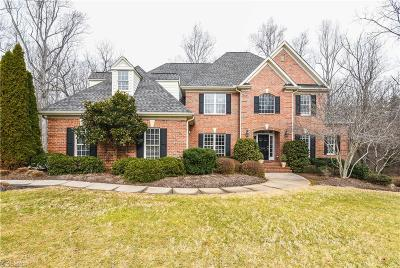 Greensboro Single Family Home For Sale: 406 James Doak Parkway