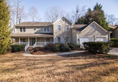 Greensboro Single Family Home For Sale: 3814 Obriant Place