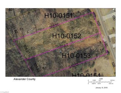 Alexander County Residential Lots & Land For Sale: 0000 Primrose Drive