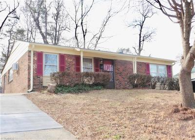 Greensboro Single Family Home For Sale: 215 Craig Street