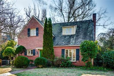 Emerywood Single Family Home For Sale: 417 Edgedale Drive
