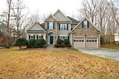 Advance Single Family Home For Sale: 226 March Ferry Road
