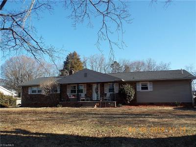 High Point Single Family Home For Sale: 3434 Greenhill Drive