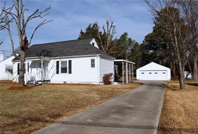 Alamance County Single Family Home For Sale: 127 Westover Street