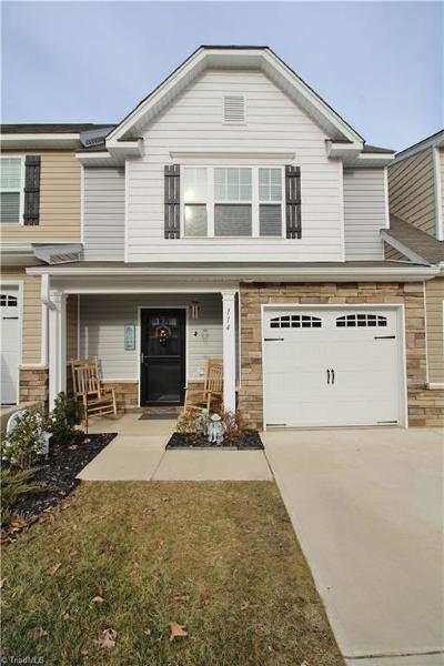 Kernersville Condo/Townhouse Due Diligence Period: 114 Tilleys Grove Drive