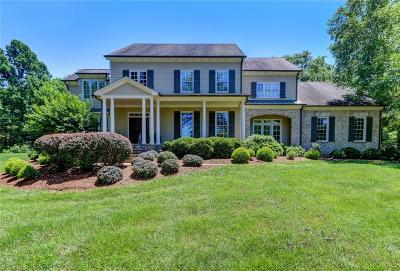 Greensboro Single Family Home For Sale: 3007 Steepleton Colony Court