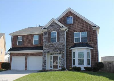 High Point Single Family Home For Sale: 4612 Dry Creek Court