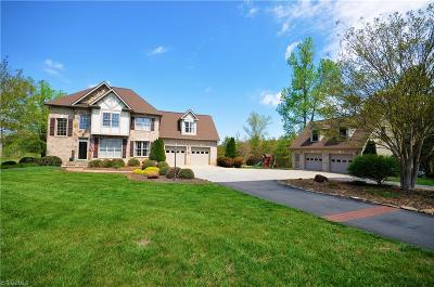 Mocksville Single Family Home For Sale: 435 Sain Road