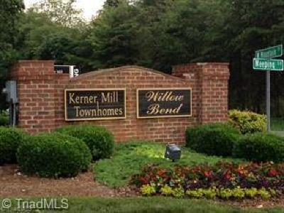 Kernersville Residential Lots & Land Due Diligence Period: 2513 Mill Brook Trail