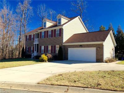 Alamance County Single Family Home For Sale: 416 Carrie Court