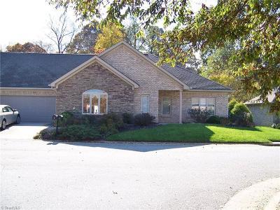 Jamestown Condo/Townhouse For Sale: 6 Stone Ridge Court
