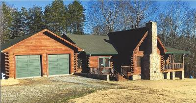 High Point Single Family Home For Sale: 1682 N Clodfelter Road