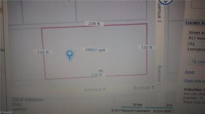 Davidson County Residential Lots & Land For Sale: 817 Avenue K