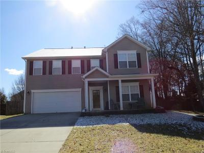 High Point Single Family Home For Sale: 1004 Scarlett Drive