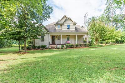 Greensboro Single Family Home For Sale: 6073 Old Brickstore Road