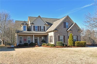 Clemmons Single Family Home For Sale: 5005 Peppertree Road