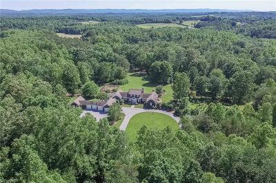 State Road NC Single Family Home For Sale: $1,600,000