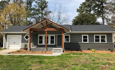 High Point Single Family Home For Sale: 513 Florham Drive