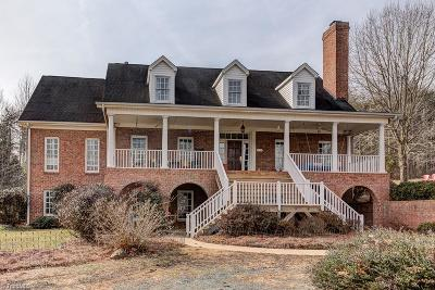 Winston Salem NC Single Family Home For Sale: $925,000