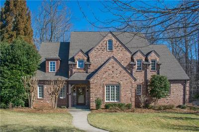 High Point Single Family Home For Sale: 109 Ridgemere Court